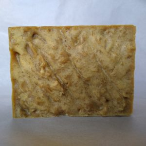 Drunken Pumpkin Molasses 'n Oatmeal Soap